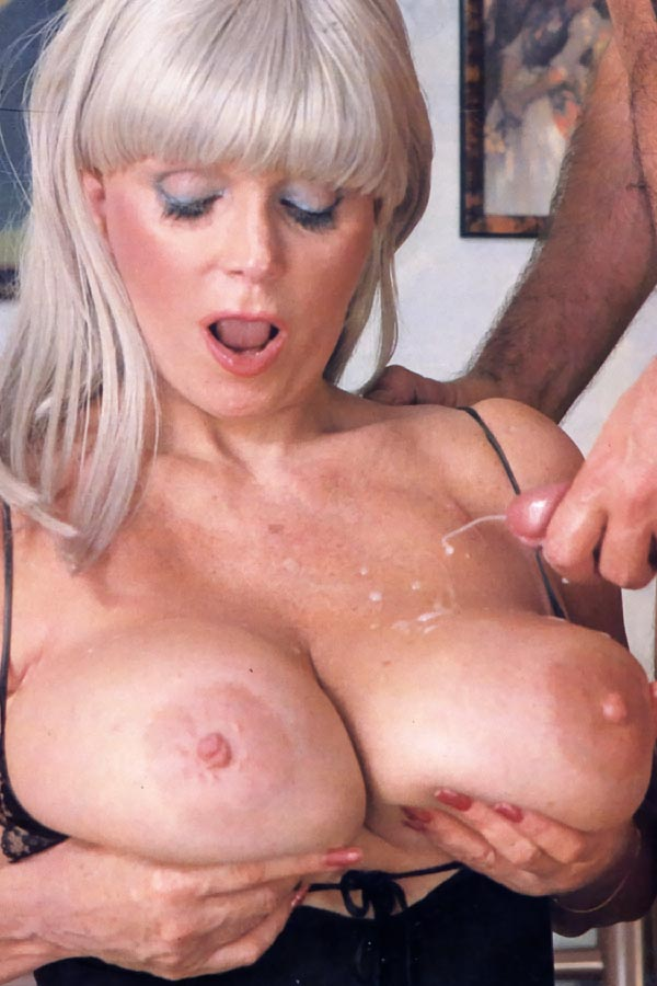 Candy Samples Buom Blonde Synonymous With Huge Breasted