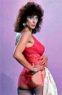 Kay Parker a buxom British brunette.