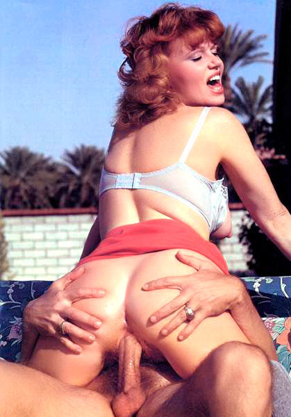 Classic vintage retro chris cassidy deep throat housewife - 3 part 8